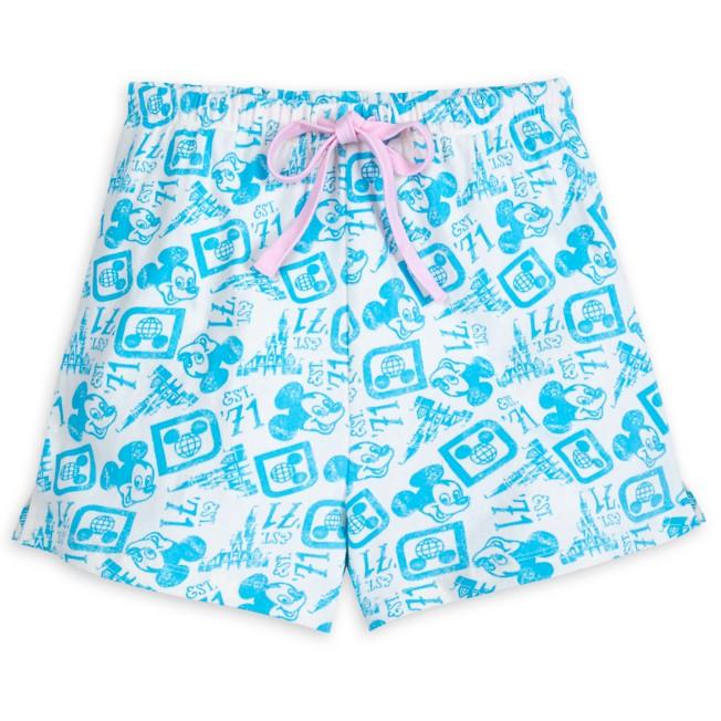 Walt Disney World Lounge Shorts for Women