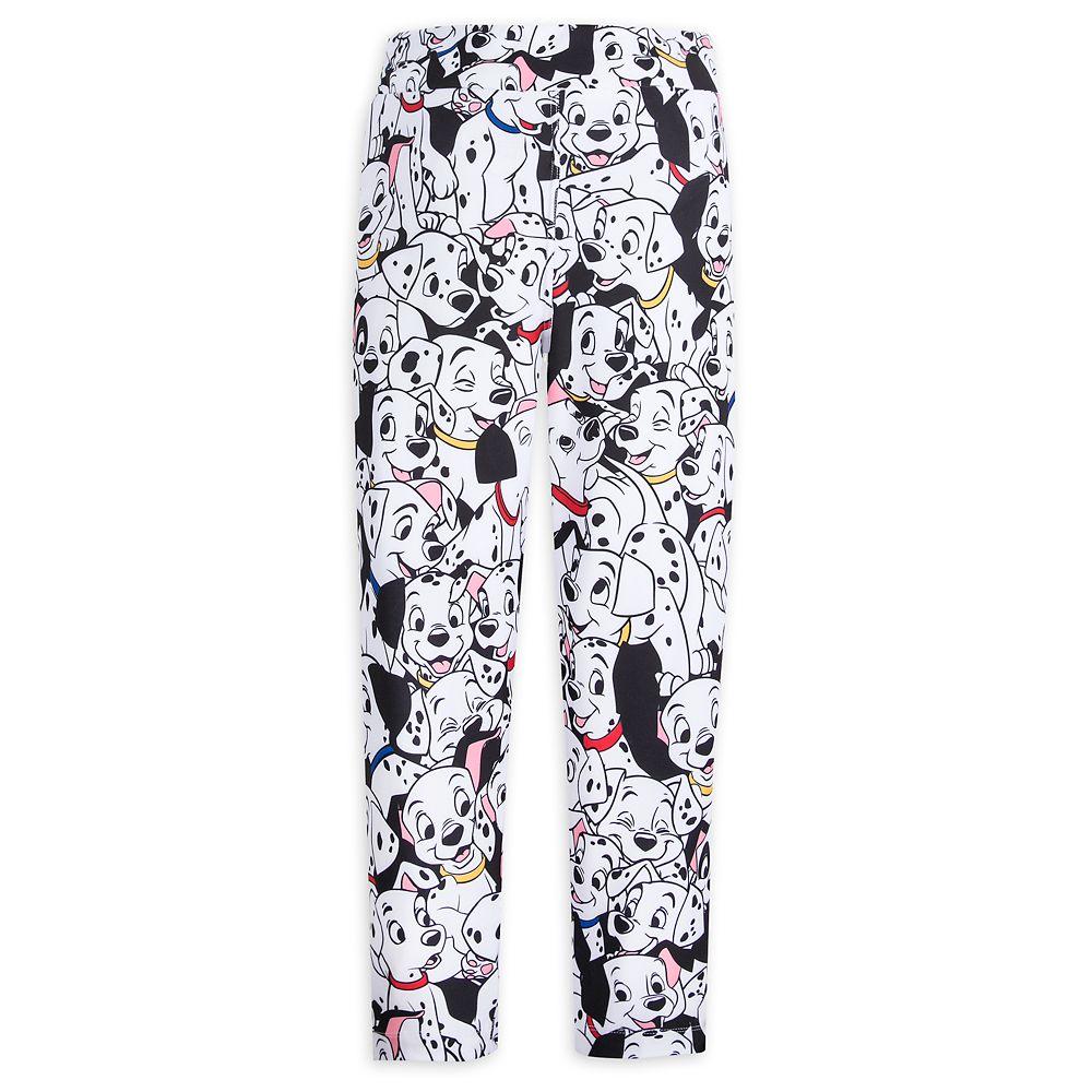 101 Dalmatians Capri Leggings for Adults