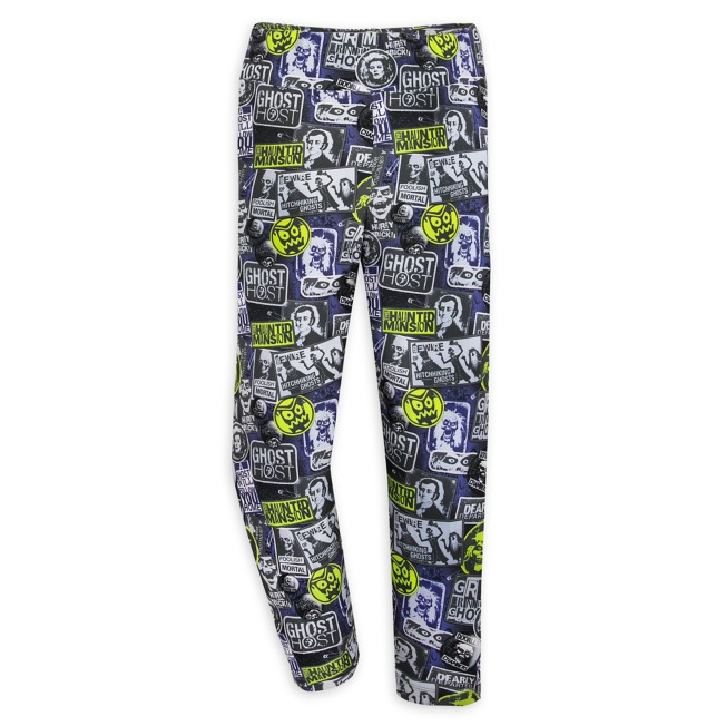 The Haunted Mansion Capri Leggings for Adults