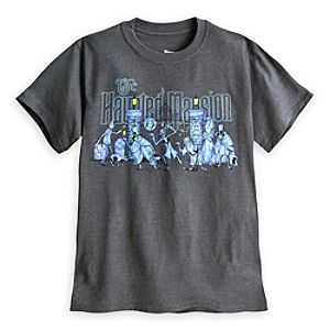 The Haunted Mansion Character Tee for Men