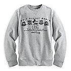 Mickey Mouse Four Parks Sweatshirt for Men - Walt Disney World