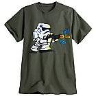 Stormtrooper Tee for Adults - Star Wars