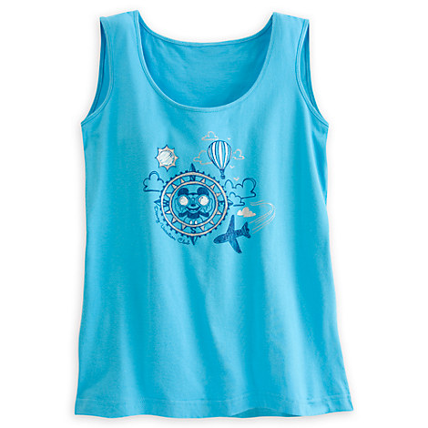 Mickey Mouse Disney Vacation Club Tank Tee for Women