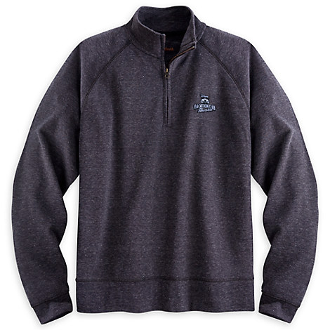 Mickey Mouse Disney Vacation Club Long Sleeve Pullover Shirt for Men