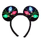 Mickey Mouse Ear Headband - Light-Up Holiday