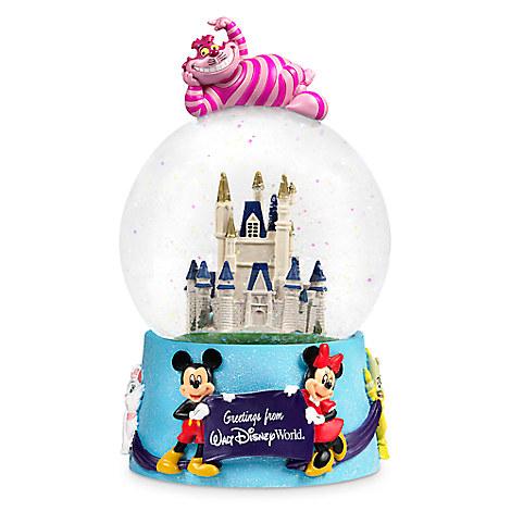 Walt Disney World Musical Snowglobe