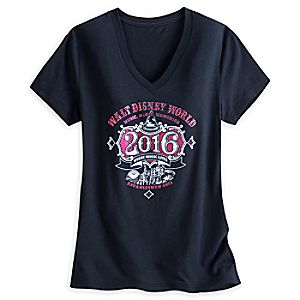 Walt Disney World 2016 Tee for Women