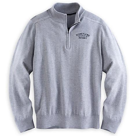 Disneyland Pullover Sweater for Men