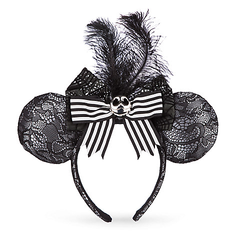 Jack Skellington Ear Headband