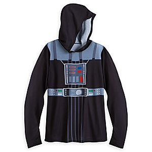 Darth Vader Costume Hooded Tunic for Women by Her Universe - Star Wars