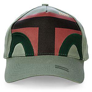 Boba Fett Baseball Cap for Adults - Star Wars