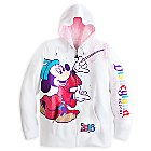 Sorcerer Mickey Mouse and Friends Zip Hoodie for Women - Disneyland 2016