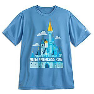Disney Princess runDisney Performance Tee for Adults