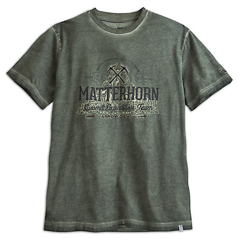 Matterhorn Tee for Men - Twenty Eight & Main Collection