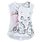 Dumbo Sketch Top for Women - Disney Boutique