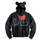 Mickey Mouse Hoodie with Ears for Men