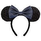 Minnie Mouse Ear Headband - Metallic