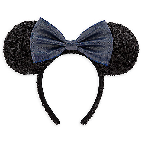 Minnie Mouse Ear Headband - Metallic