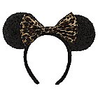 Minnie Mouse Ear Headband - Leopard