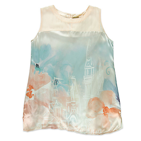 Fantasyland Castle Top for Women - Kingdom Couture Collection