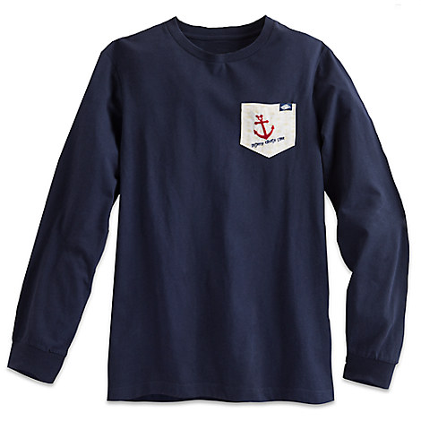 Disney Cruise Line Long Sleeve Tee for Adults