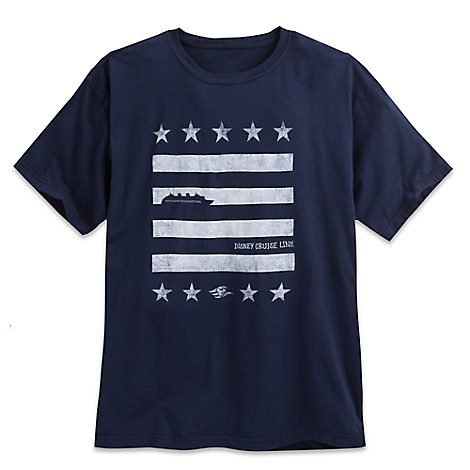 Disney Cruise Line Americana Tee for Men