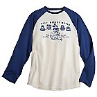 Mickey Mouse Raglan Baseball Tee - Walt Disney World
