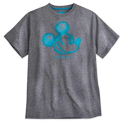 Mickey Mouse Contrast Tee for Adults - Walt Disney World