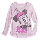 Minnie Mouse Slub Knit Top for Women - Disney Boutique