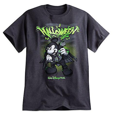 Mickey Mouse Tee for Adults - Halloween - Walt Disney World