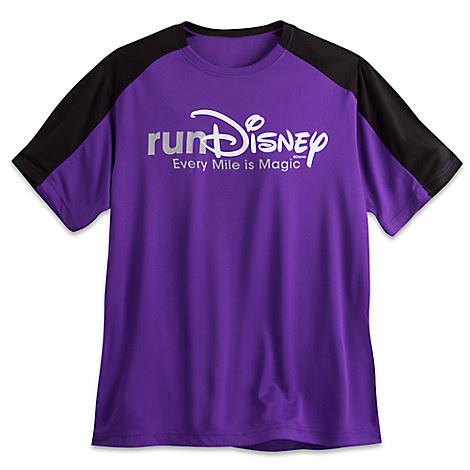 runDisney Raglan Performance Tee for Adults