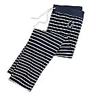 Mickey Mouse Nautical Stripe Lounge Pants for Women