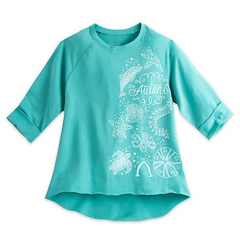 Aulani, A Disney Resort & Spa Long Sleeve Fashion Tee for Women