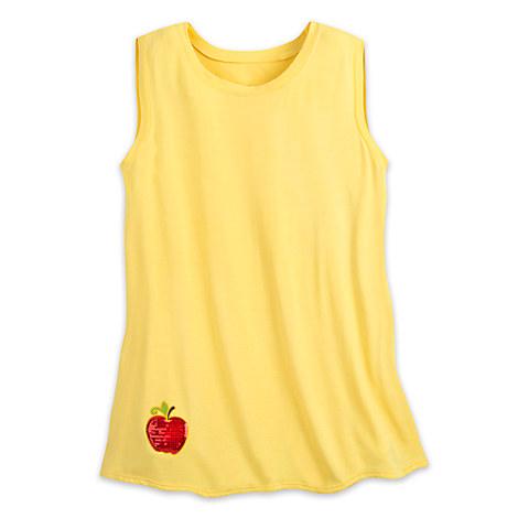 Snow White Signature Sleeveless Fashion Tee for Women