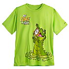 Tick Tock the Crocodile Performance Tee for Adults - runDisney