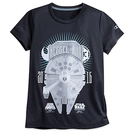 Kessel Run Challenge 2016 Performance Tee for Women by Champion
