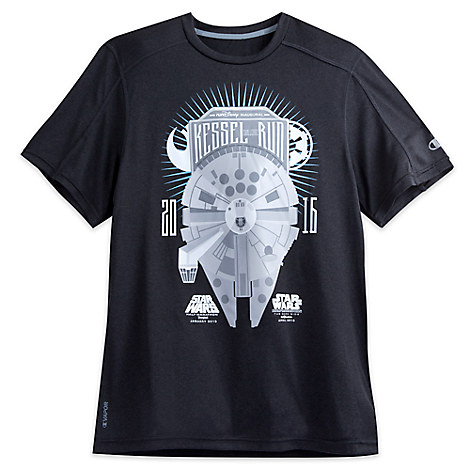 Kessel Run Challenge 2016 Performance Tee for Adults by Champion