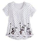 Minnie Mouse Dolman Fashion Tee for Women