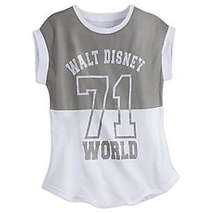Walt Disney World Collegiate Sleeveless Tee for Women