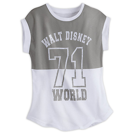 Walt Disney World Collegiate Sleeveless Tee for Women