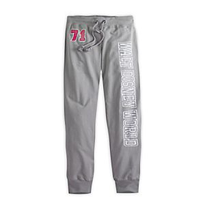 Walt Disney World Collegiate Sweatpants for Women