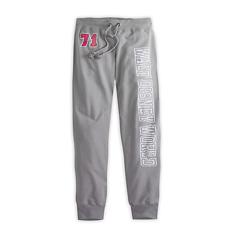Walt Disney World Collegiate Sweatpants for Women
