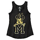 Minnie Mouse Letterman Tank for Women