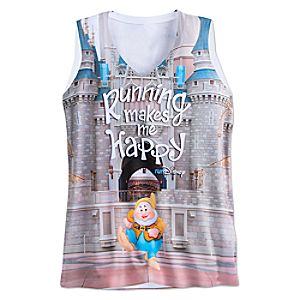 Happy runDisney Tank Tee for Women