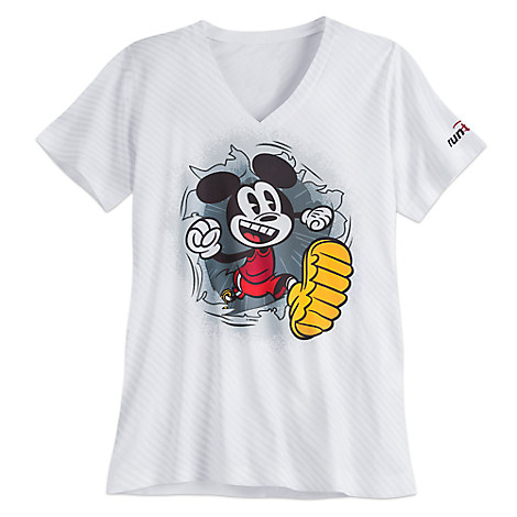 Mickey Mouse runDisney Performance Tee for Women