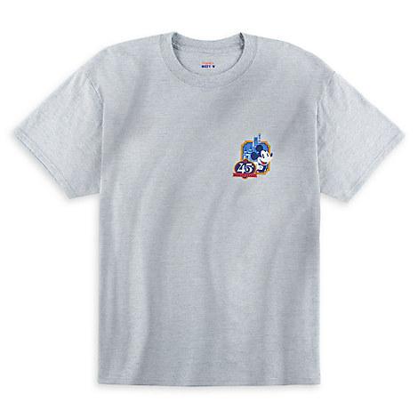 Mickey Mouse Magic Kingdom 45th Anniversary Tee for Adults - Walt Disney World