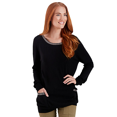 Kingdom Couture Long Sleeve Sweater for Women