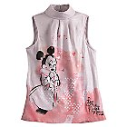 Minnie Mouse Sleeveless Top for Women by Disney Boutique
