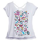 Alice in Wonderland Fashion Tee for Women by Disney Boutique