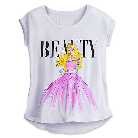 Aurora Fashion Tee for Women by Disney Boutique